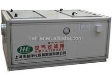 hepa filter fan box with fan,Fresh air handling unit