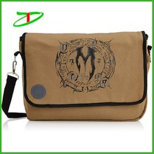 2015 Wholesale stylish mens canvas bag, latest men canvas sling bags