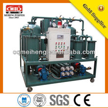 DYJ Good waste Oil Recycling Machine used oil disposal waste management factory oil refinery waste management