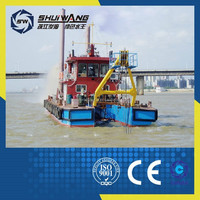 China easy operation Mini Dredge for sale