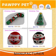 Christmas gift series for dog toy