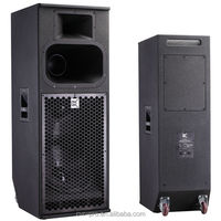 CVR three way+bi-amp+15 inch apeaker+used pa system for sale