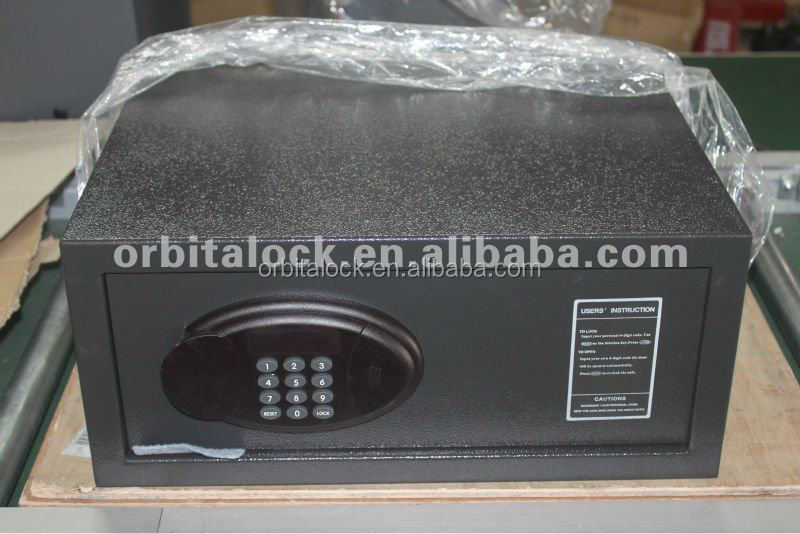 OBT-2045MB black Hotel safety deposit box