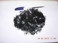 Crumb Rubber from Scrap Tires