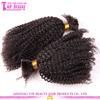 Cheap wholesale bulk hair for braiding curly unprocessed 100% human bulk hair