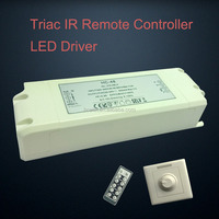 triac wireless infrared dimming led driver constant current or constant voltage