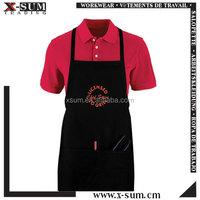Fast Food Restaunrant Polo Apron KFC Uniforms