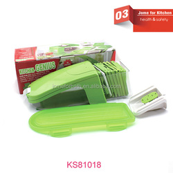Hot Selling AS SEEN ON TV KitchenGenius Mandolin Slicer vegetable tools