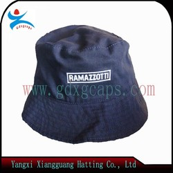 Navy Embroidery Fisherman's Hat with Cheap Price