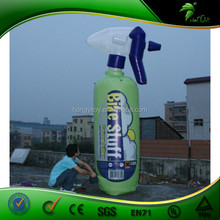 Top Class Inflatable Sealed promotional bottle Replica/ advertising model