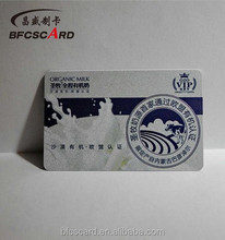 Full color printed PVC cards