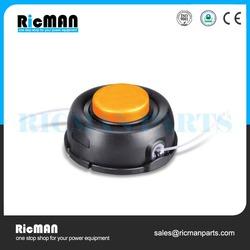 fits echo trimmer Easy Load Heavy Duty Chain Aluminium Trimmer Head,TAP N GO Universal