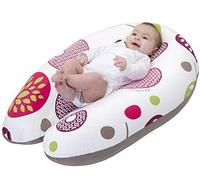 Multi-functional pregnancy and baby pillow microbedas stuffed