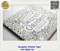 2015 best selling children coloring Book /adult coloring book/secret garden
