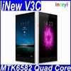 "iNew V3C 5"" Android 4.2 MTK6582 Quad Core 1.3GHz IPS HD 1280*720 Screen 1GB RAM 4GB ROM 5.0MP OTG GPS 3G Smart Phone"