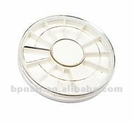 60mm Plastic Nail Stone Case/Empty Container