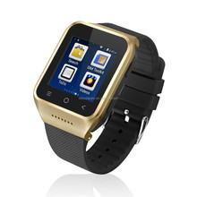 S8 android smart watch phone 3G +pedometer + altimeter + barometer +answer call + music display +message +anti lost