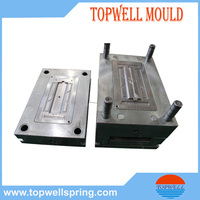 High precision medical device casing tooling plastic mold injectionsin China export to Europe and American
