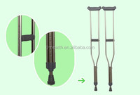 aluminum alloy crutch (high quality type with balls)