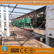2015 Huatai Brand Sunflower Oil Production Plant with Professional Craft