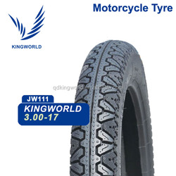 Factory directly sell street type motorcycle tire made in china