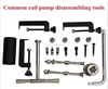 common rail tools Pump Decomposition tool Kit 20pcs For Denso Sie mens Pump For All Common Rail Systems
