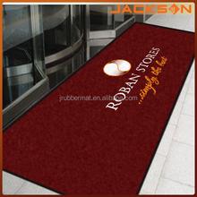 Anti slip rubber floor mat