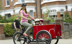2015 hot sale three wheel electric passenger three wheel bicycle / bike / trike / tricycle