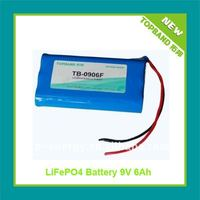 Hot Selling Rechargeable Alarm Battery with PCM