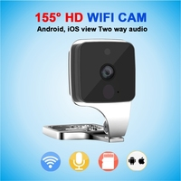 720P HD Wide Angle Lens Day&Night Outdoor&Indoor Wireless IP Camera