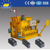 CADONA 1600S egg laying mobile block machine QMY6-25 mobile brick machine