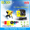 Sport Action Camera MINI Camcorders Waterproof digital helmet camera Full HD 1080p 30M extreme underwater camera