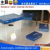 XAX651Alu OEM ODM customized laser cut bend weld sheet aluminum 39U 40U 41U 42U rack Router case