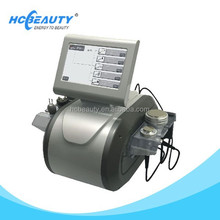 2015 TOP Beauty Product!! 40KHZ~1MHZ ultrasound cavitation lipolysis machine for home use