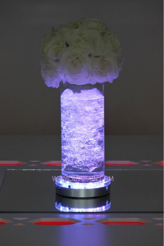 Wholesale Special Eventparty Centerpieces Vase Led Wedding