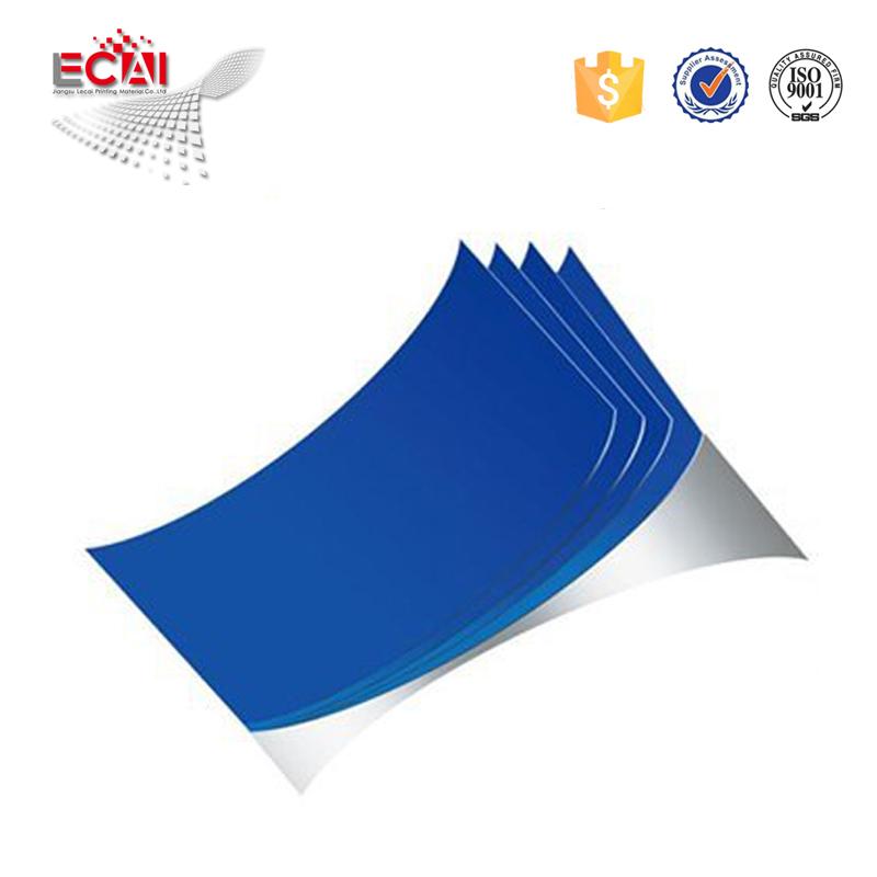 Тепловой положительный или отрицательный стиль CTP тарелка