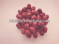 Chinese fresh snack red dates fruit