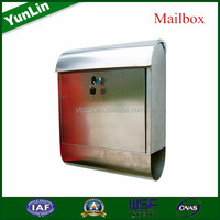 decorative handmade envelope about mailbox