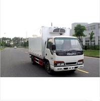 Good Quality Freezer Car Body Price refrigerator truck