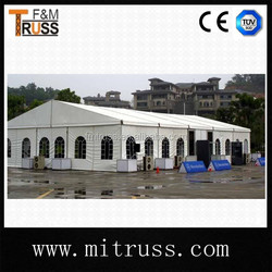 Strong and high-quality wedding tent fabric produced in China