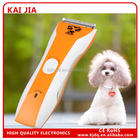 Specifically designed electric pet clipper Good after-sales service