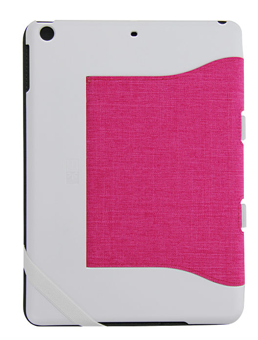 Top quality TPU+ canvas Case for ipad air ,Smart Cover for ipad air case