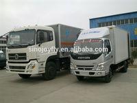 digital advertising truck chinese mini van truck
