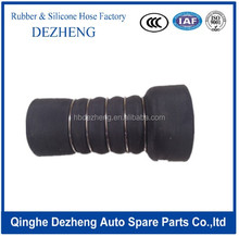 Hebei Qinghe DEYI PART No. DZ-C106 0005019182 silicone rubber pipe from factory