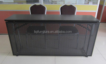 Folding Conference Table with Front Modesty Panel for Meeting Hall QZ6015