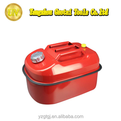 20L CE approval motorcycle portable fuel cans