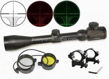 3-9x56 riflescope Optics mil dot Reticle Hunting Gun Rifle Optical Scope With Mounts