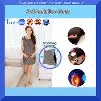 big size women dress evening dress/Anti-Radiation Woman Maternity Dresses Baby Protective Shield Clothes