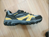 wholesale outdoor shoes stock climbing boot for men, uk size outdoor shoe stock, adults stock hiking shoes cheap price of china