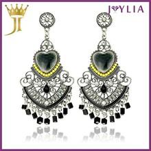 Professional Design Latest gold earrings new model 2012